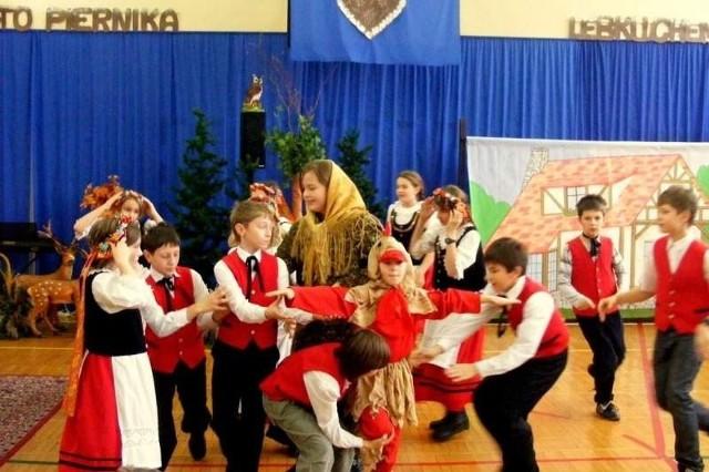 Święto Piernika w Borkach Wielkich.
