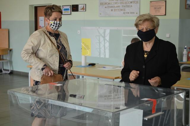 Wybory prezydenckie w Bytowie.