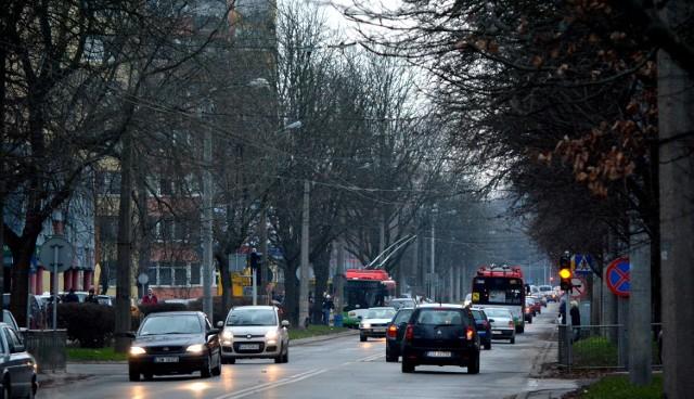 Przebudowa ul. Głębokiej ma objąć ok. 920-metrowy odcinek od ul. Narutowicza do ul. Sowińskiego