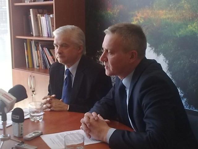 Puszcza Białowieska to pierwsza wspólna inicjatywa Włodzimierza Cimoszewicza oraz Roberta Tyszkiewicza.