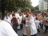 Relikwie Jana Pawła II trafiły do katedry w Gorzowie (wideo)