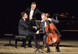 Martin Labazevitch i Rafał Jezierski - artyści z wielkiego świata dali koncert w Stalowej Woli