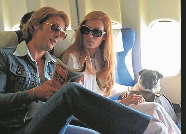 W roli  Dalidy dobrze spisała się włoska modelka Sveva Alviti.