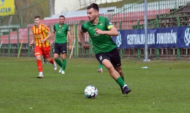 Michał Mistrzyk strzelił gola na 2:0 z rzutu karnego