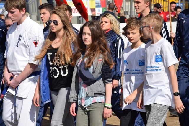 W jubileuszowej, dziesiątej Wrocławskiej Olimpiadzie Młodzieży weźmie udział 3000 młodych sportowców