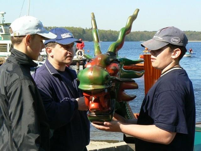 Otwarcie sezonu w SzczecinkuNa jeziorze Trzesiecko zeglarze otworzyli sezon nawigacyjny.