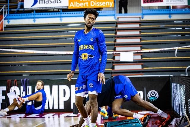 Koszykarze Arged BM Slam Stali Ostrów mimo ambitnej postawy w dwóch meczach wciąż pozostają bez wygranej w Lidze Mistrzów
