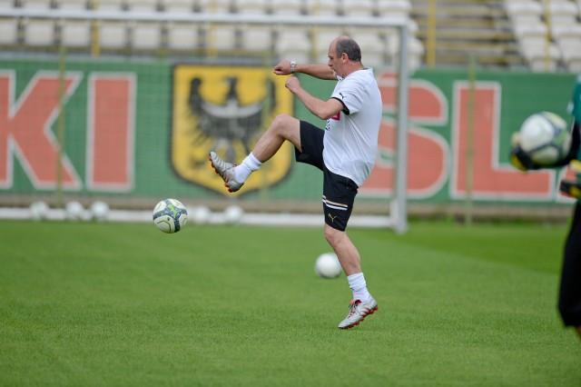 Trener Stanislav Levy