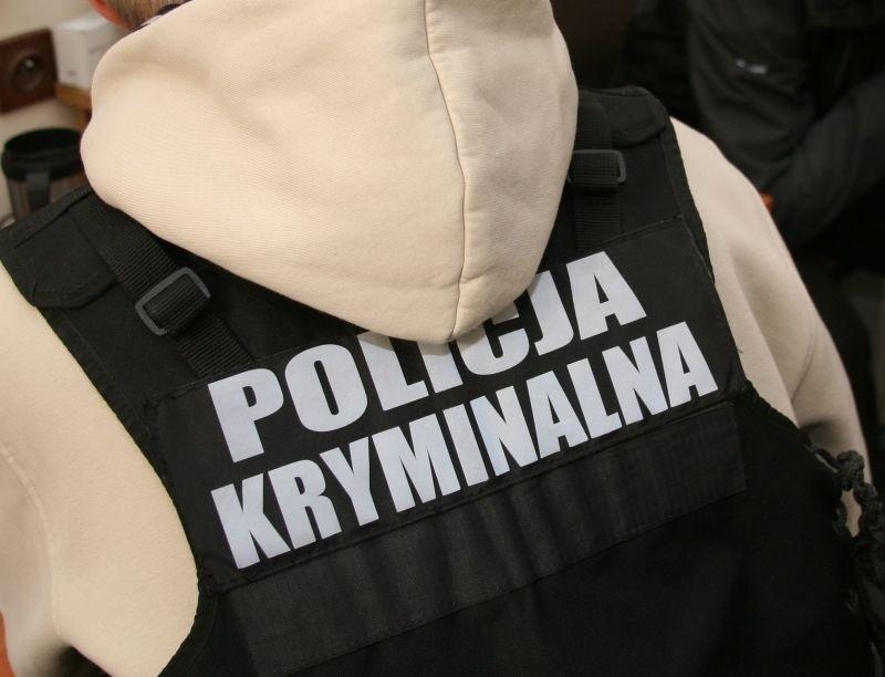 Policjanci z Przysuchy zatrzymali złodziei ciągników