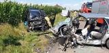 Tragiczny wypadek w powiecie bialskim. 33-latek zginął na miejscu