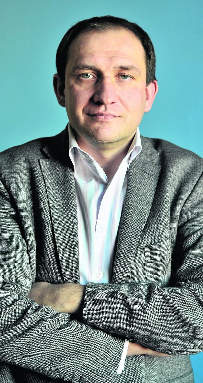 Jakub Konieczny z Inspekcji Pracy w Poznaniu