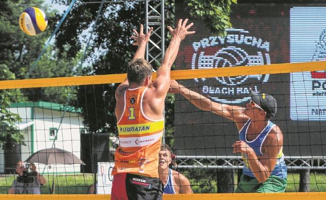 Co roku do Przysuchy przyjeżdżają najlepsze krajowe pary siatkówki plażowej. Nie inaczej będzie i tym razem podczas Lewiatan Beach Ball 2017.