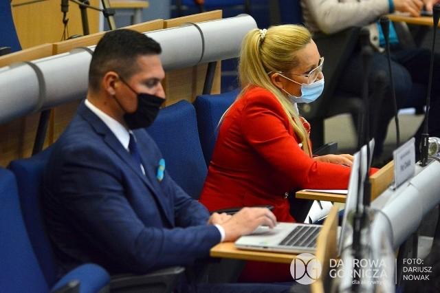 Podczas środowej sesji Rady Miejskiej w Dąbrowie Górniczej prezydent miasta otrzymał absolutoriumZobacz kolejne zdjęcia/plansze. Przesuwaj zdjęcia w prawo - naciśnij strzałkę lub przycisk NASTĘPNE
