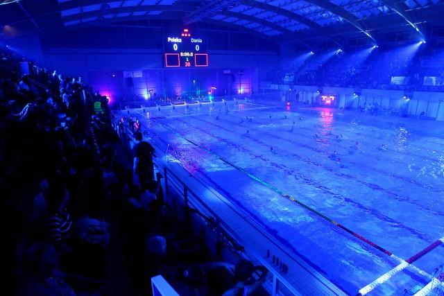 Szczecin mógłby być gospodarzem m.in. meczów piłki wodnej.