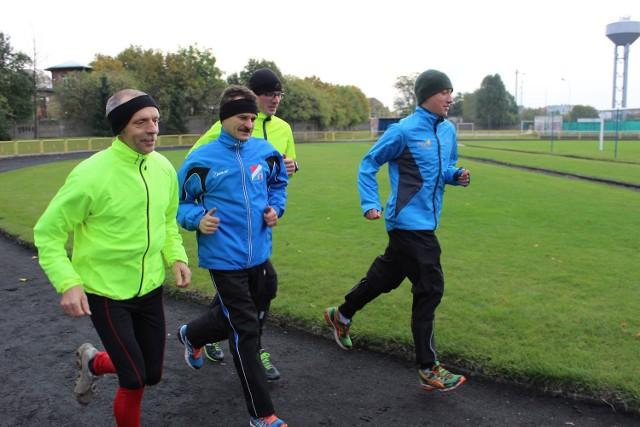 Z planowanych zmian cieszą się m. in. biegacze z międzyrzeckiego klubu Piast.