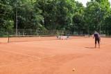 W Łodzi. Na kortach MKT  Narodowy Dzień Tenisa