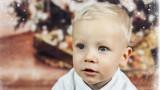 Trwa zbiórka pieniędzy na operację 2,5-letniego Alanka, który ma złożoną wadę serca