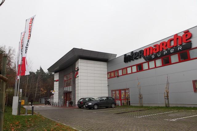 Intermarche w Ustce planuje stację paliw i myjnięUstecki Intermarche otwarto przed rokiem.