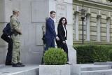 Premier Mateusz Morawiecki spotkał się z prezydent Gdańska Aleksandrą Dulkiewicz. Jednym z tematów: obchody na Westerplatte