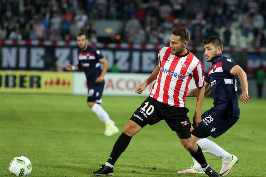NAJGORSZY DEBIUT - CRACOVIA Z FK SKENDIJA 79 TETOWO (0:2)...