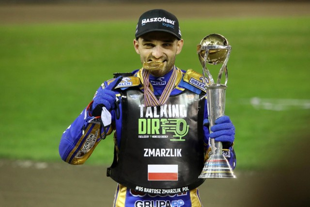Bartosz Zmarzlik wygrywał cykl Grand Prix w sezonach 2019 i 2020