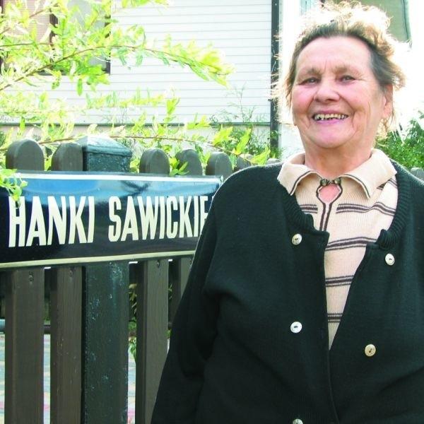 – Nie sądzę, by zmiana nazw ulic na naszym osiedlu była potrzebna – mówi Luba Polanowska z ul. Hanki Sawickiej.