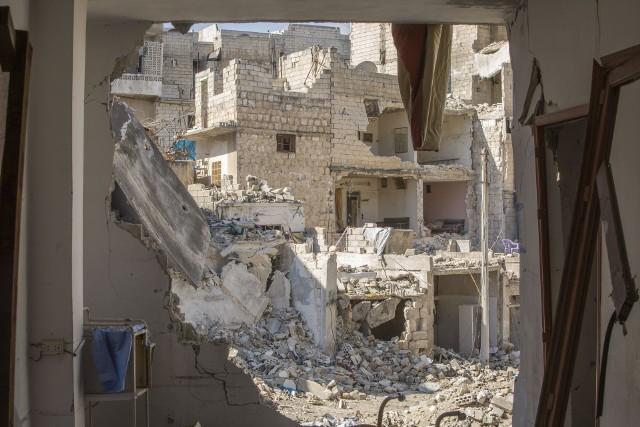 Wojna domowa w Syrii trwa już 10 lat.