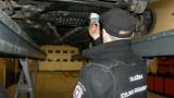 Funkcjonariusze skarbówki przechwycili przemyt papierosów na Podlasiu