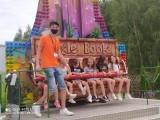 W Rusinowie dzieci miały wycieczkę do Farmy Iluzji. Miło spędziły czas w wakacje