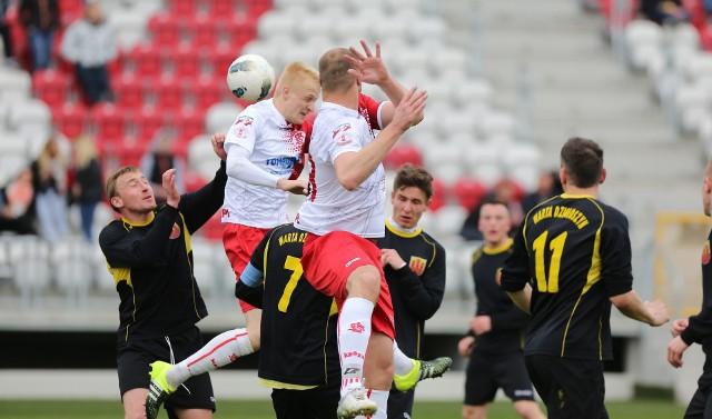 W Pucharze Polski ŁKS Łódź przegrał z Konstantynowem