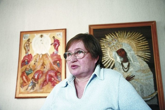 Każdy dzień życia po operacji uważam za darowany mi przez Boga - mówi Celina Łuckiewicz.