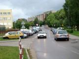 Palmowa: Zastawiona droga, samochody nie mogą przejechać