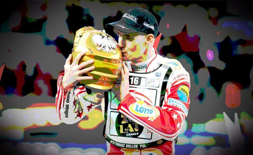 Tomasz Gollob to indywidualny mistrz świata na żużlu z 2010...