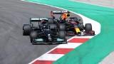 Grand Prix Portugalii. Lewis Hamilton (prawie) bezbłędny