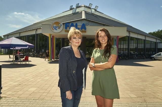 W czwartek (12 sierpnia) - w towarzystwie Hanny Zdanowskiej, prezydent Łodzi - o sukcesie startupu UVera opowiadała Magdalena Jander, jej prezes.