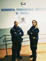 Łabiszyn: Kobieta zaczęła rodzić, policjanci eskortowali ją do szpitala