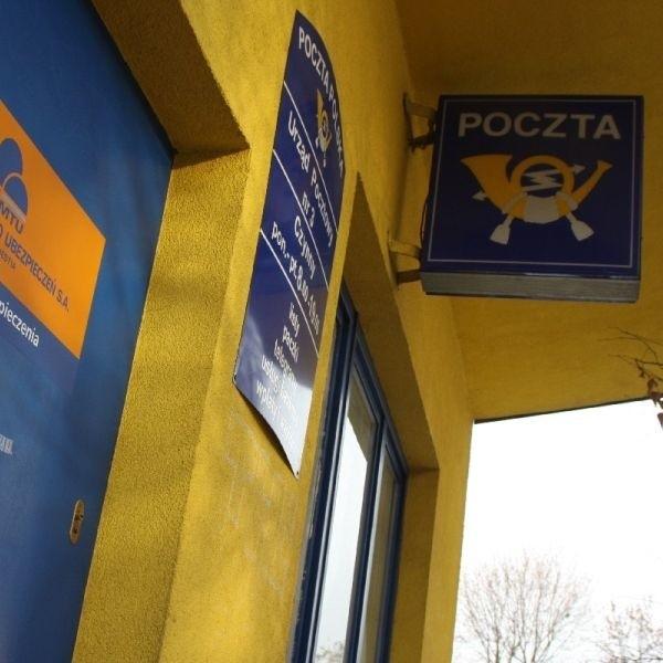 Napadnięto na pocztę przy ul. Słowackiego. Policja poszukuje właśnie sprawcy napadu. Mężczyzna zrabował niewielką sumę pieniędzy