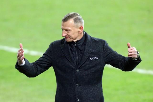 Dariusz Żuraw pełnił funkcję pierwszego trenera Lecha Poznań do 6 kwietnia 2021 roku.