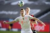 Liga niemiecka. Robert Lewandowski strzelił, Bayern Monachium przegrał z Eintrachtem Frankfurt