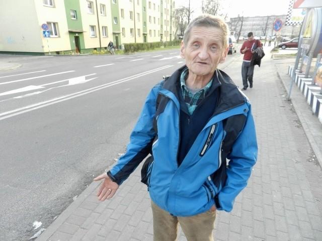 Henryk Kułak, 60-latek z Kędzierzyna-Koźla, kierowca. - Ja co prawda nie narzekam na swoją pracę, bo w niej doświadczenie jest bardzo ważne. Ale moją żonę zwolnili ze sklepu przed pięćdziesiątką, bo uznali, że młoda osoba będzie lepsza.