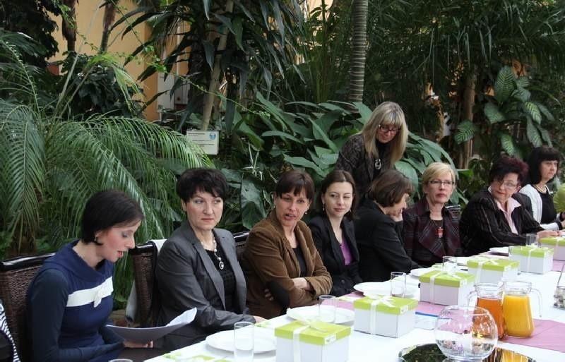 Kobiety już przygotowują kongres