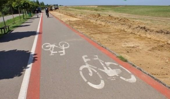 Pierwsza w Bielsku-Białej rolkostrada - trasa tylko dla osób jeżdżących na rolkach.