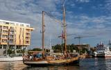 Baltic Sail 2020 w Gdańsku. Parada żaglowców na Motlawie! Trwa międzynarodowa żeglarska impreza [ZDJĘCIA]