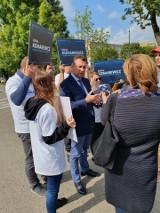 Wybory parlamentarne 2019. Kraków: Rafał Komarewicz chce ułatwień dla budowy ścieżek rowerowych i linii tramwajowych
