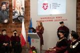 Uczelnie wyższe w Łodzi. Inauguracja roku akademickiego w Akademii Humanistyczno - Ekonomicznej ZDJĘCIA