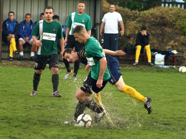 VI liga Kraków, maj 2011: Wiślanie Jaśkowice - Śledziejowice