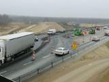 Autostrada A1. Od dziś kierowcy do Częstochowy jadą dwoma pasami. Gierkówka jest zamknięta