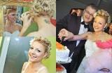 Ślub Magdy Narożnej. Tak wyglądała para z zespołu Piękni i Młodzi na swoim weselu [ZDJĘCIA]