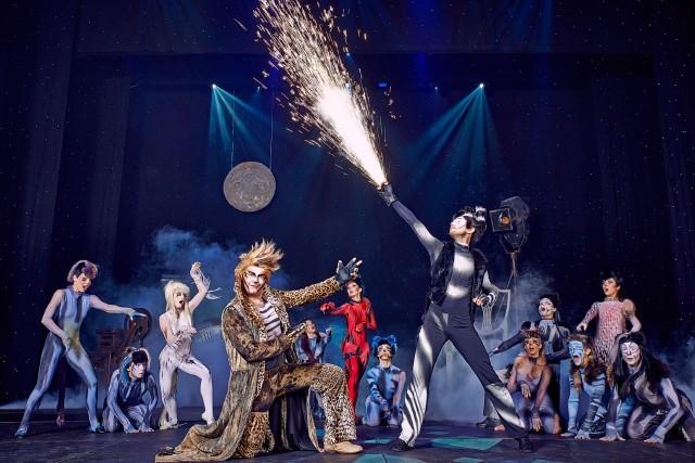 """""""Ale Musicale""""  to spektakl pełen  muzyki, śpiewu i tańca"""