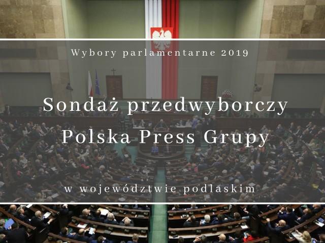 Już prawie 60 proc. mieszkańców Podlaskiego chce głosować na PiS. Tak wynika z naszego sondażu